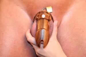 Manless male chastity device by koalaswim.com
